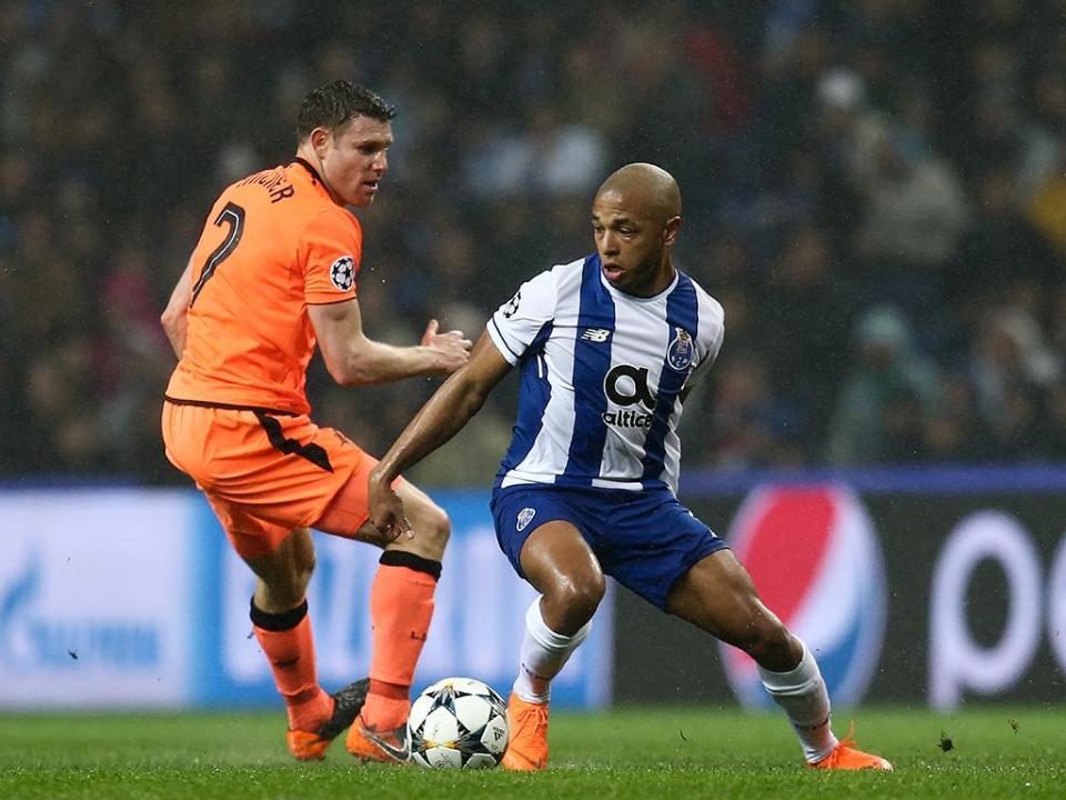 Brahimi: «Conceição devolveu à equipa a vontade de ganhar»