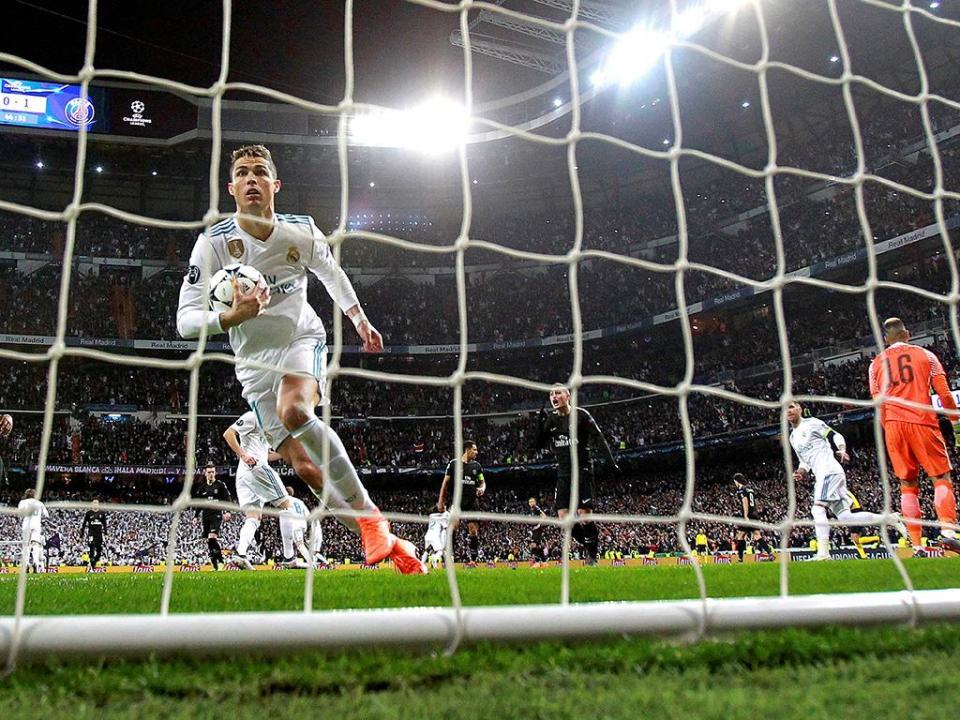LC: Ronaldo no pódio dos jogadores com mais jogos, Casillas chega aos 171