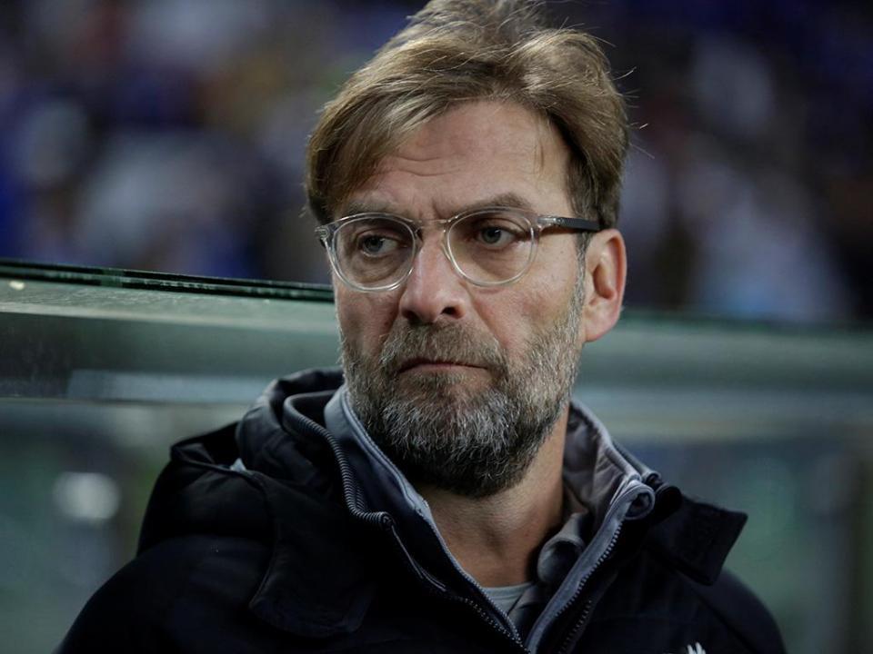 Klopp e o FC Porto: «Muito respeito para pensar em rotatividade»