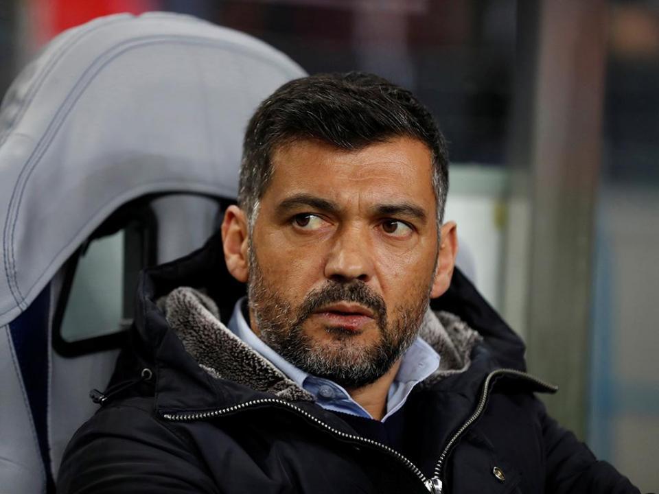 FC Porto: três lesionados a dois dias do Rio Ave