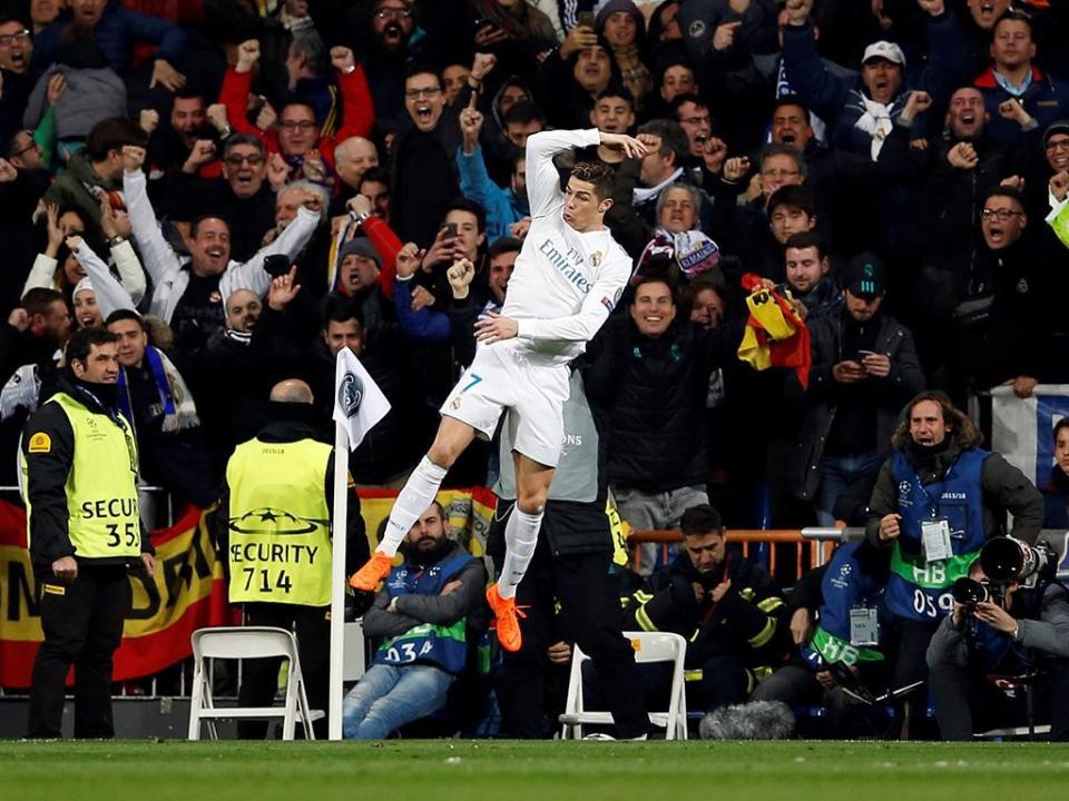 «Quem perde mais tempo a cuidar da sua imagem? Ronaldo e Ramos»