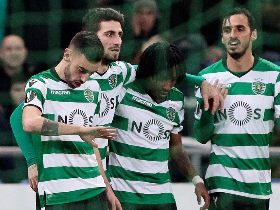 Bruno Fernandes: «É preciso cuidado, falta a segunda parte»