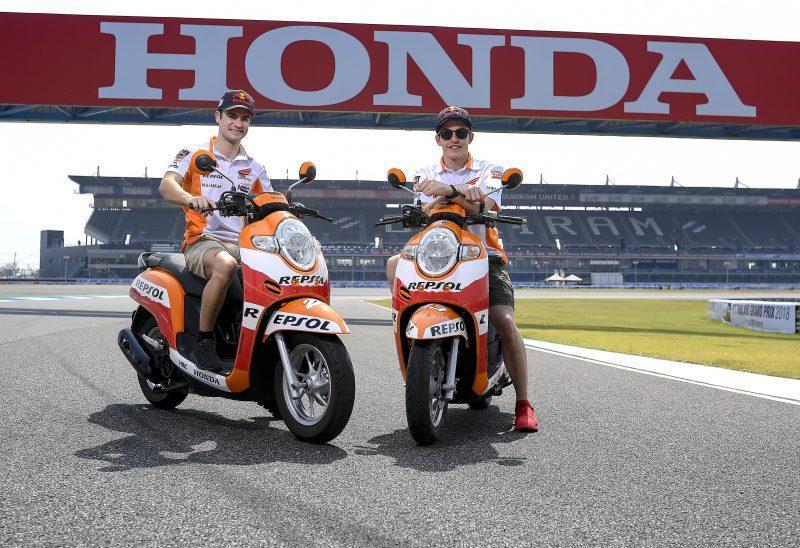 MotoGP: Honda precisa de mais tempo para escolher 2.º piloto
