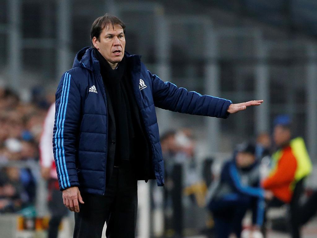 Rudi Garcia: «Ainda não estamos qualificados, não vamos gerir a vantagem»