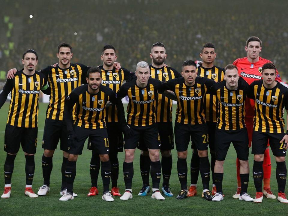Grécia: Federação confirma AEK campeão
