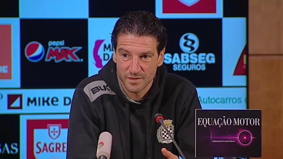 Jorge Simão quer superar marca da época anterior