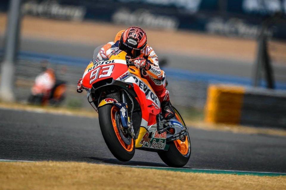 GP da Argentina: Márquez lidera domínio da Honda