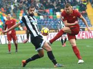 Udinese-Roma (Lusa)