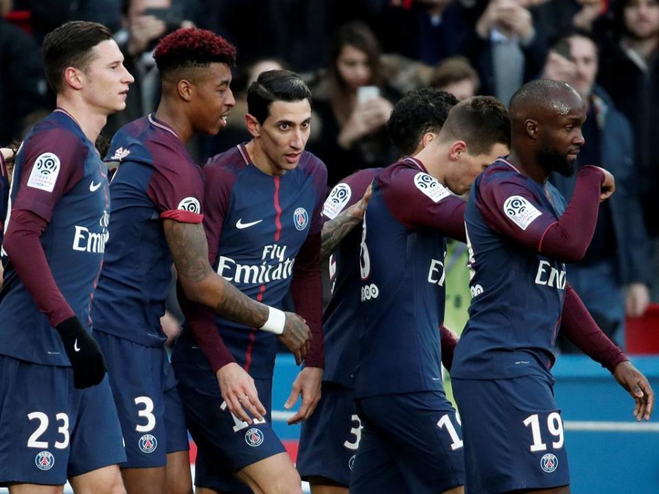 França: PSG começa a perder, acaba a golear