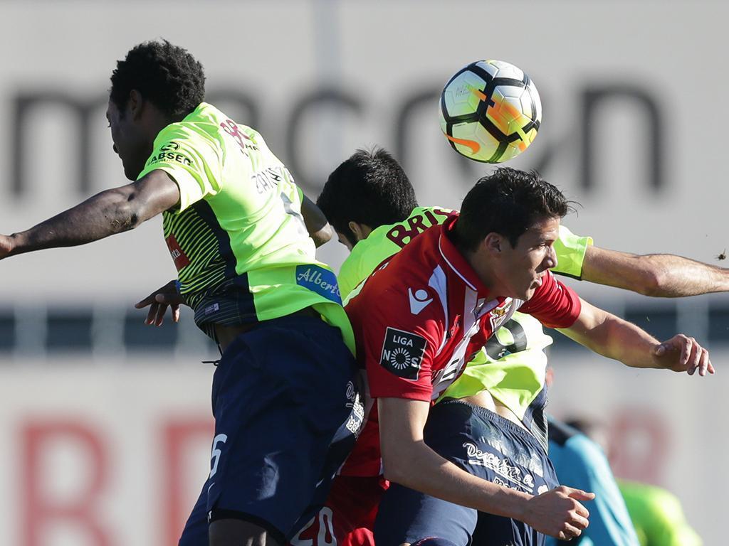 Desp. Aves-Marítimo, 0-0 (crónica)