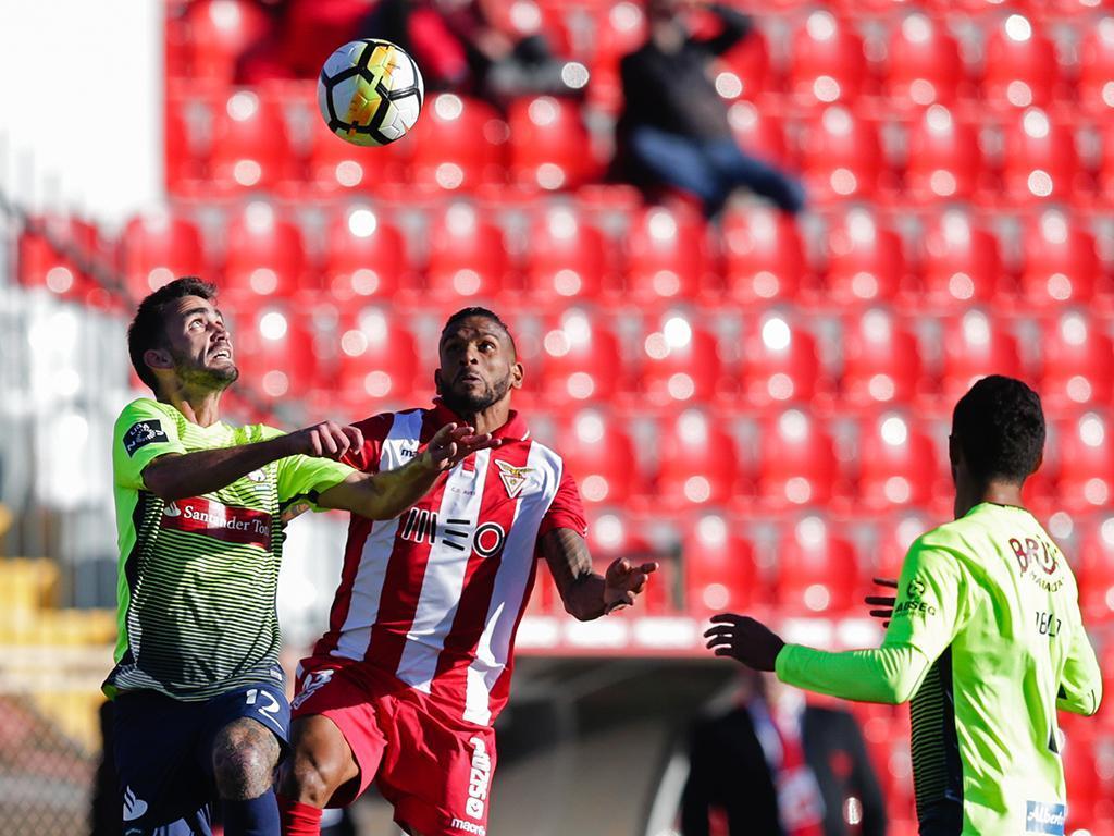 Desp. Aves-Marítimo, 0-0 (destaques)