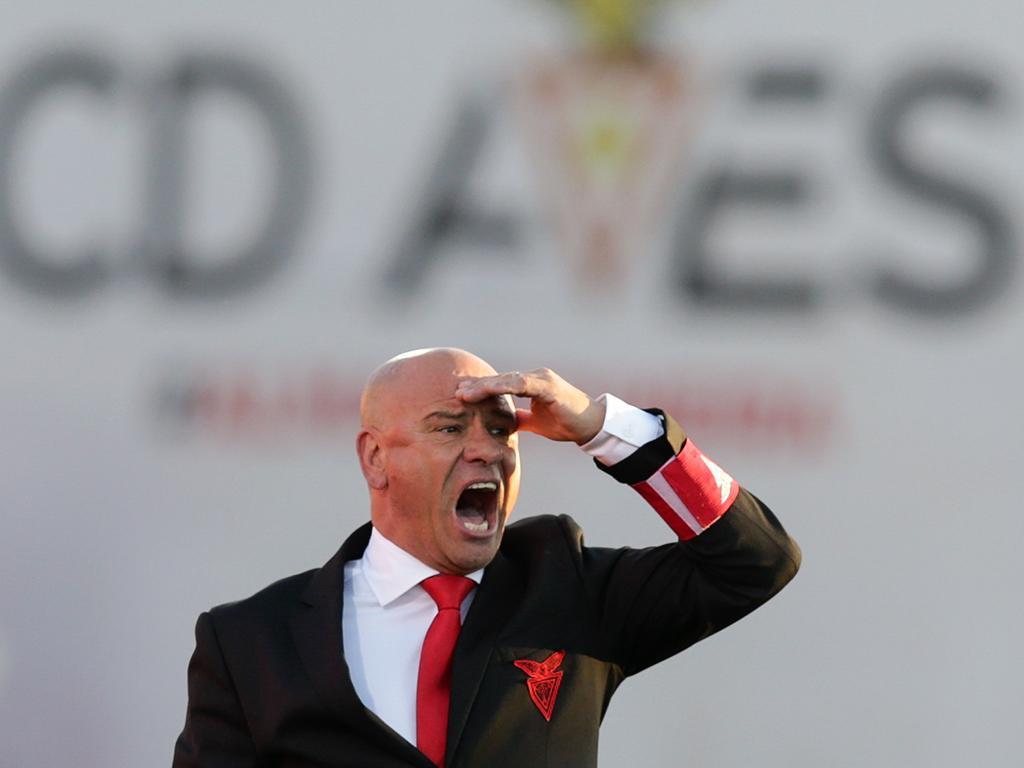 Desp. Aves eliminou Rio Ave na Taça, Mota alerta: «Não há jogos iguais»