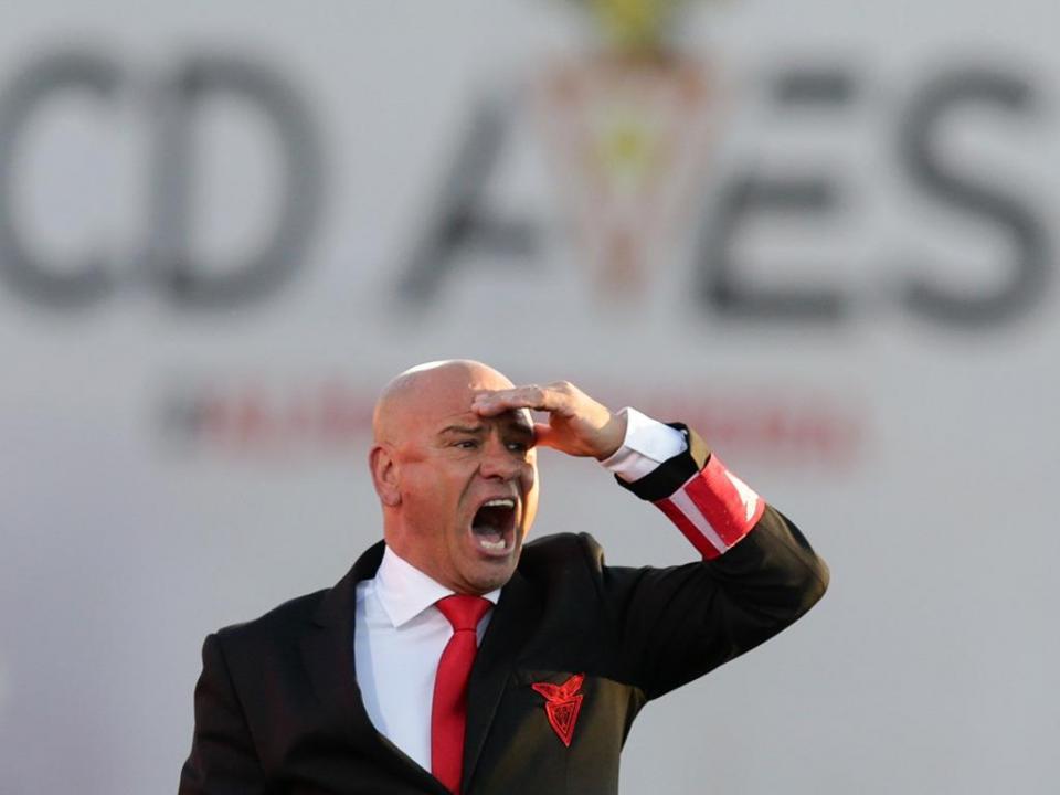 José Mota: «Fomos a equipa mais em todos os aspetos»