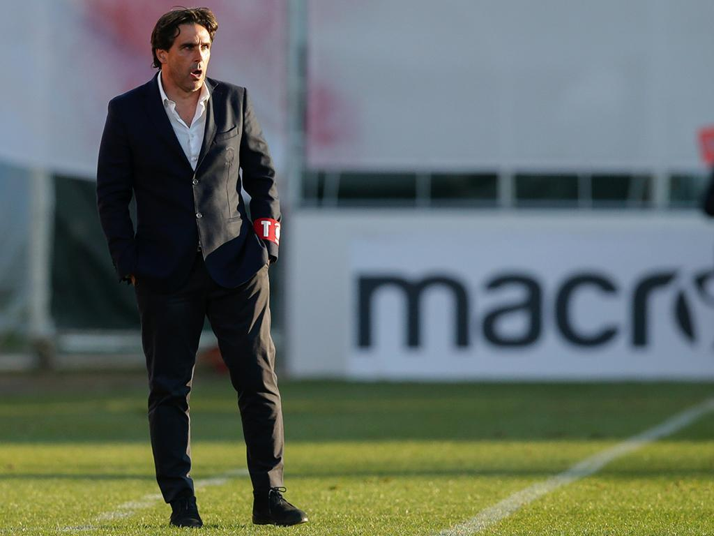 Daniel Ramos: «Faltou tranquilidade devido ao nosso momento»