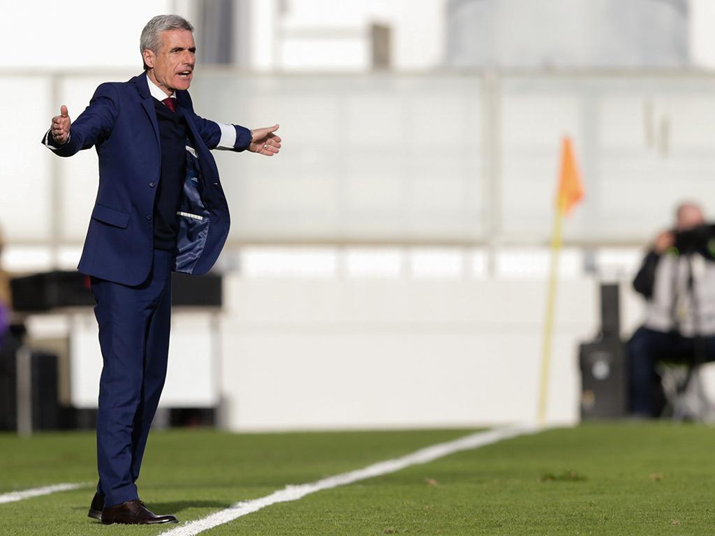 Luís Castro: «Nunca saímos de um jogo a achar que devíamos ter feito mais»