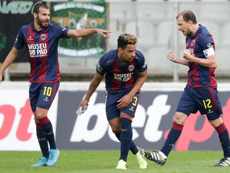 Moreirense-Desp. Chaves, 0-1 (destaques)