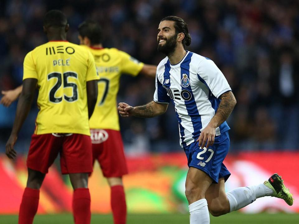 VÍDEO: o resumo da goleada do FC Porto ao Rio Ave