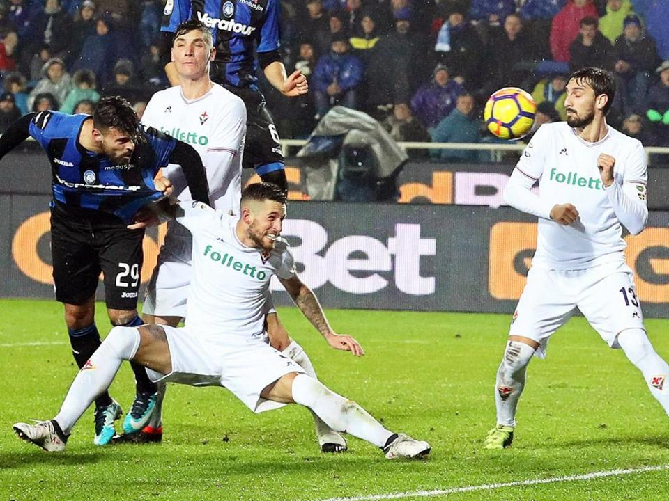 Itália: Gil Dias titular no empate da Fiorentina