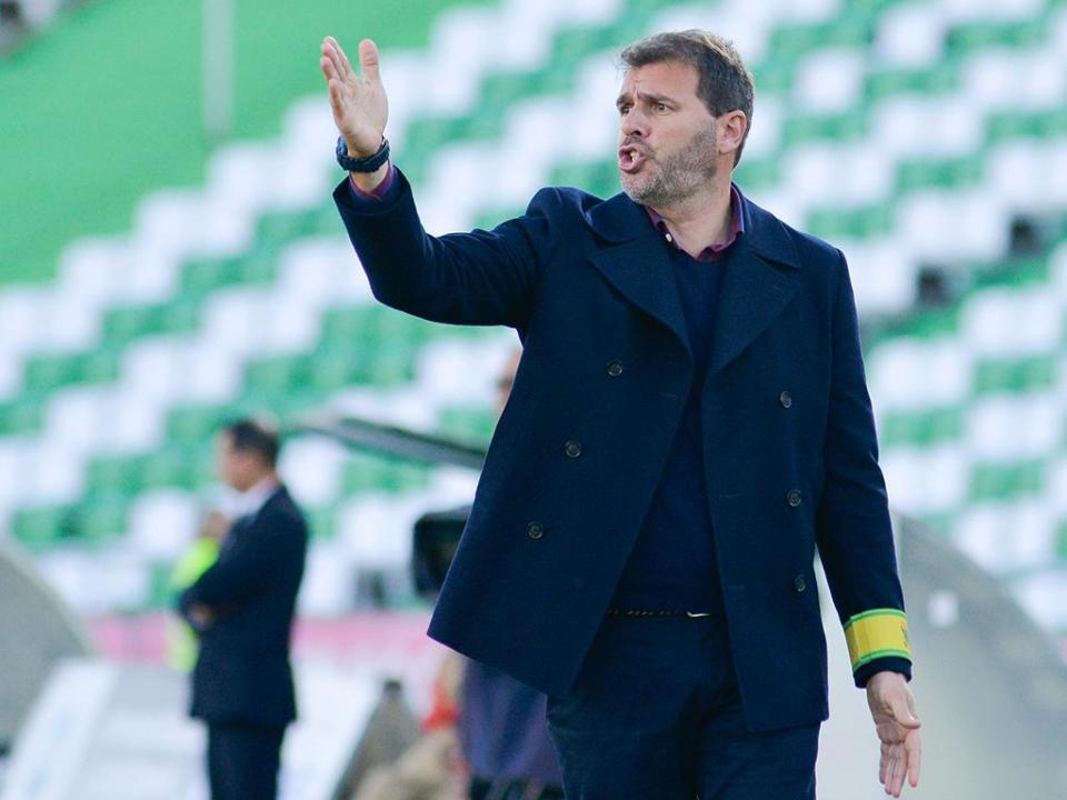 João Henriques quer que acabem as «maçãs podres» do futebol