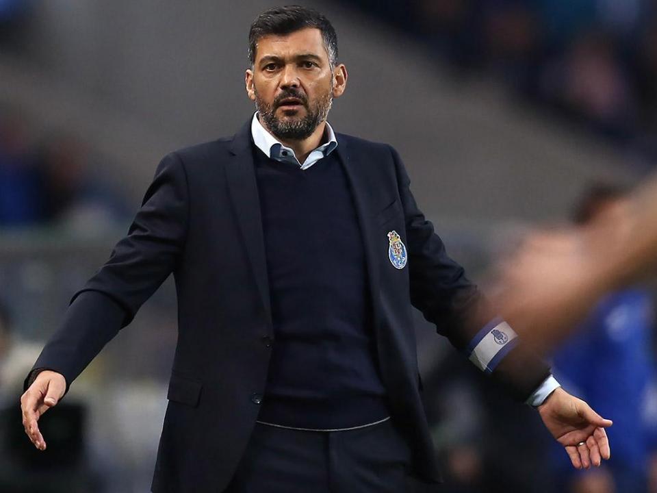 Conceição: «Não existe uma diferença tão grande entre as duas equipas»