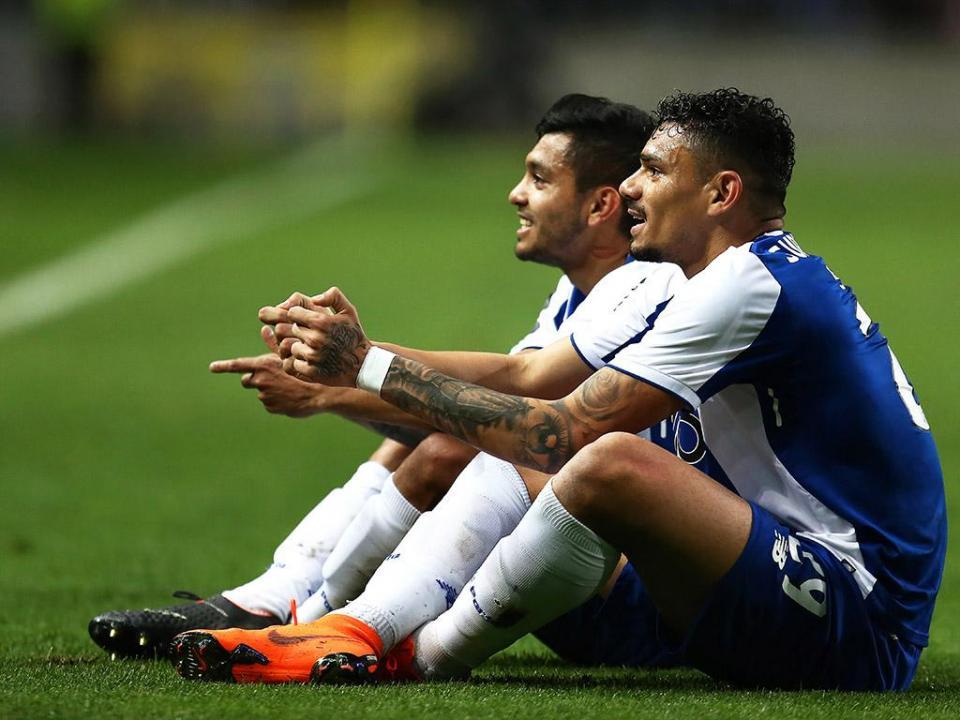 FC Porto: Corona mais perto da recuperação