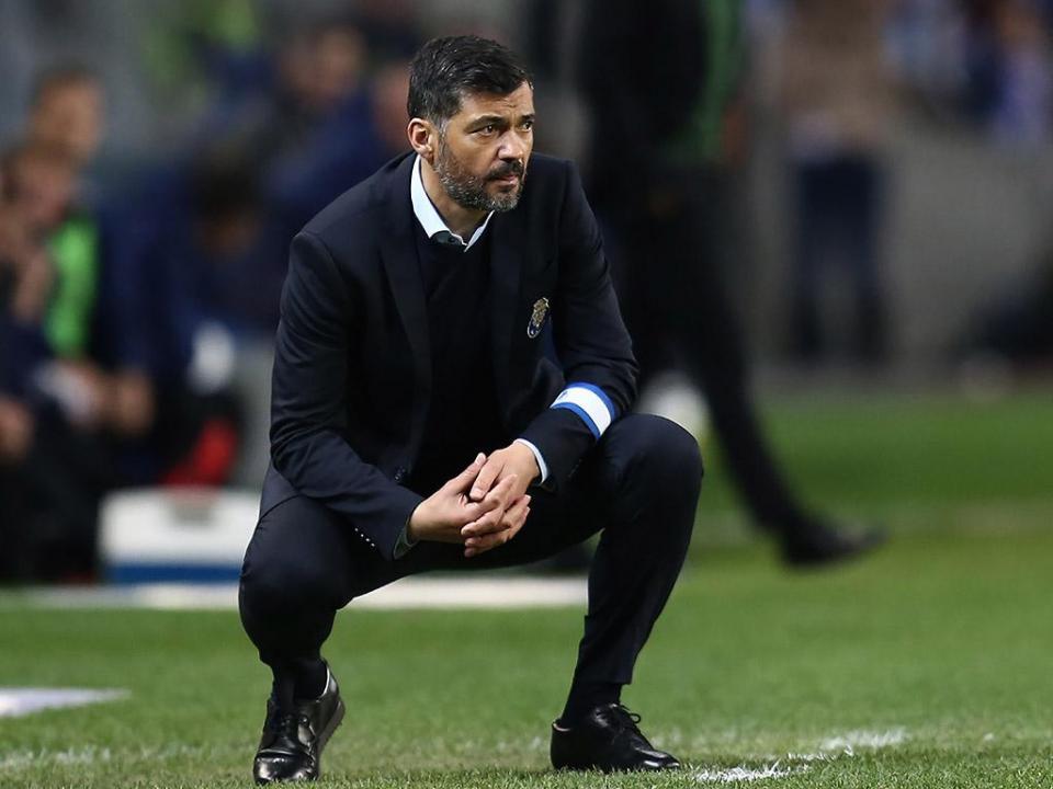 FC Porto já começou a preparar o jogo com o Paços de Ferreira