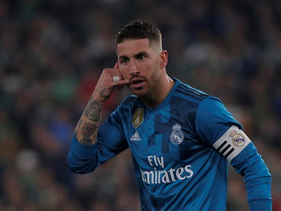 Ramos: «Cristiano está num momento de forma terrível»