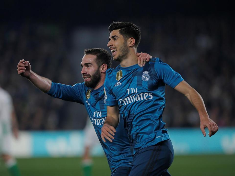 Remontada do Real Madrid sobre uma Juventus ainda sem Ronaldo