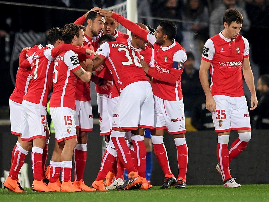 VÍDEO: Ricardo Esgaio fez o quinto golo do Sp. Braga em Guimarães