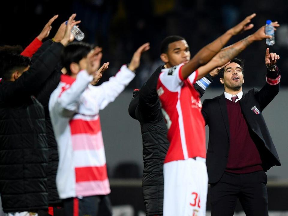 Abel Ferreira: «Foi um jogo em que tudo nos correu bem»