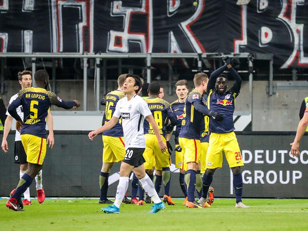 RB Leipzig surpreendido em casa pelo último da tabela