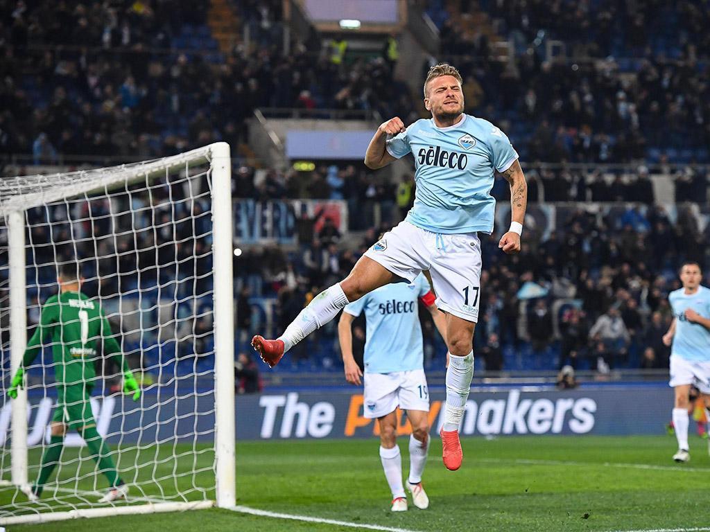 Lazio volta aos triunfos e ultrapassa Inter