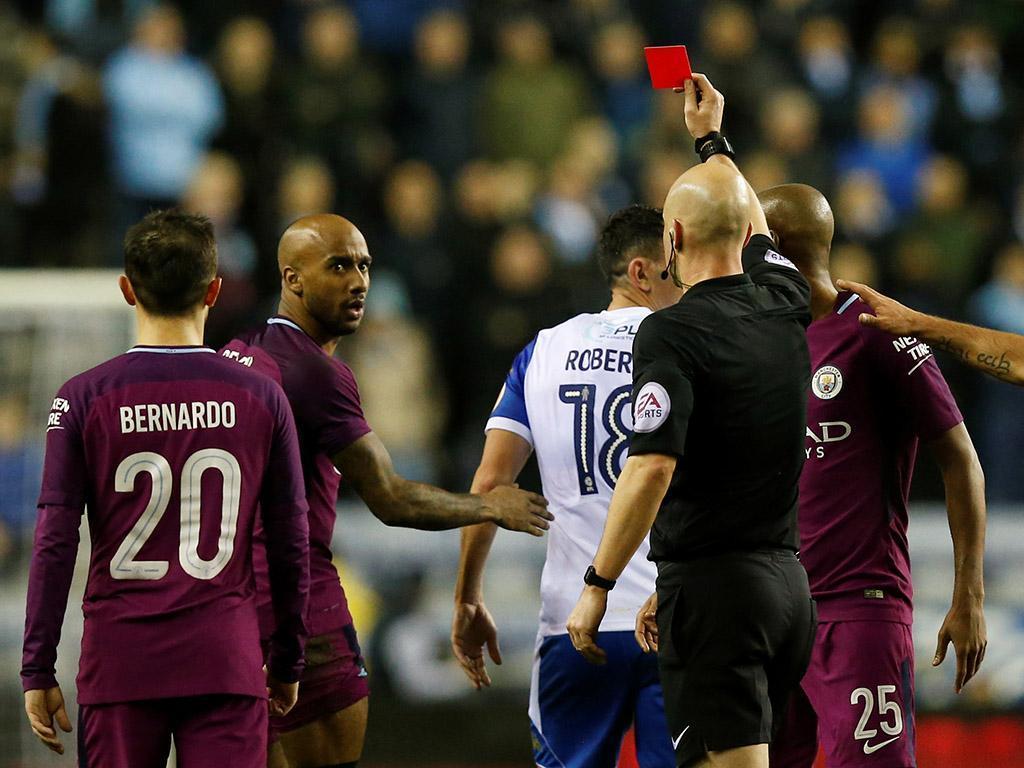City multado por mau comportamento dos jogadores