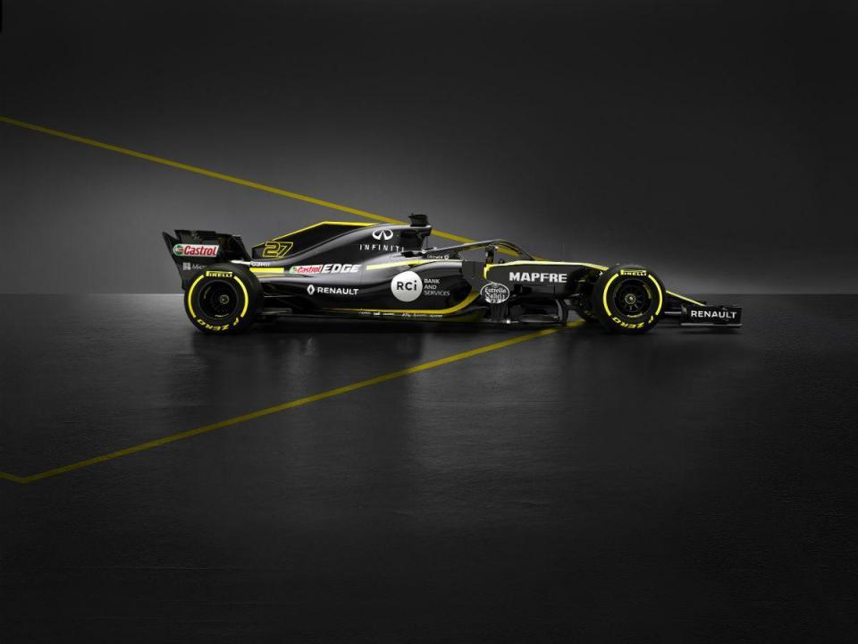 F1: afinal o R.S.18 revelado não era definitivo? A Renault explica