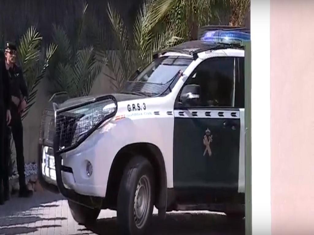 VÍDEO: o momento em que a Guardia Civil deteve Rúben Semedo