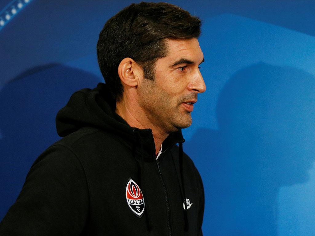 Paulo Fonseca renova com Shakhtar Donetsk