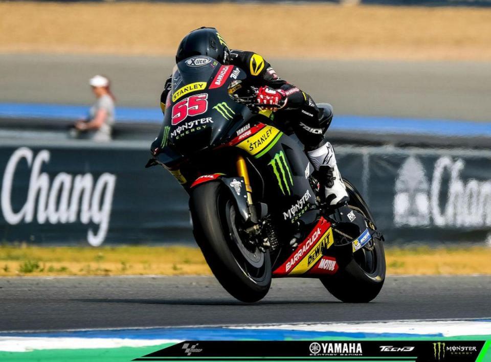 MotoGP: Tech 3 Yamaha quer ficar com Syahrin em 2018