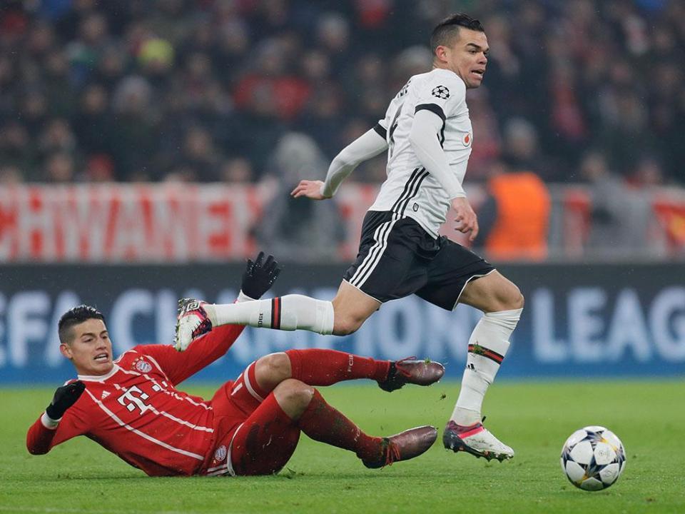 Pepe com lesão muscular mas sem Mundial em risco