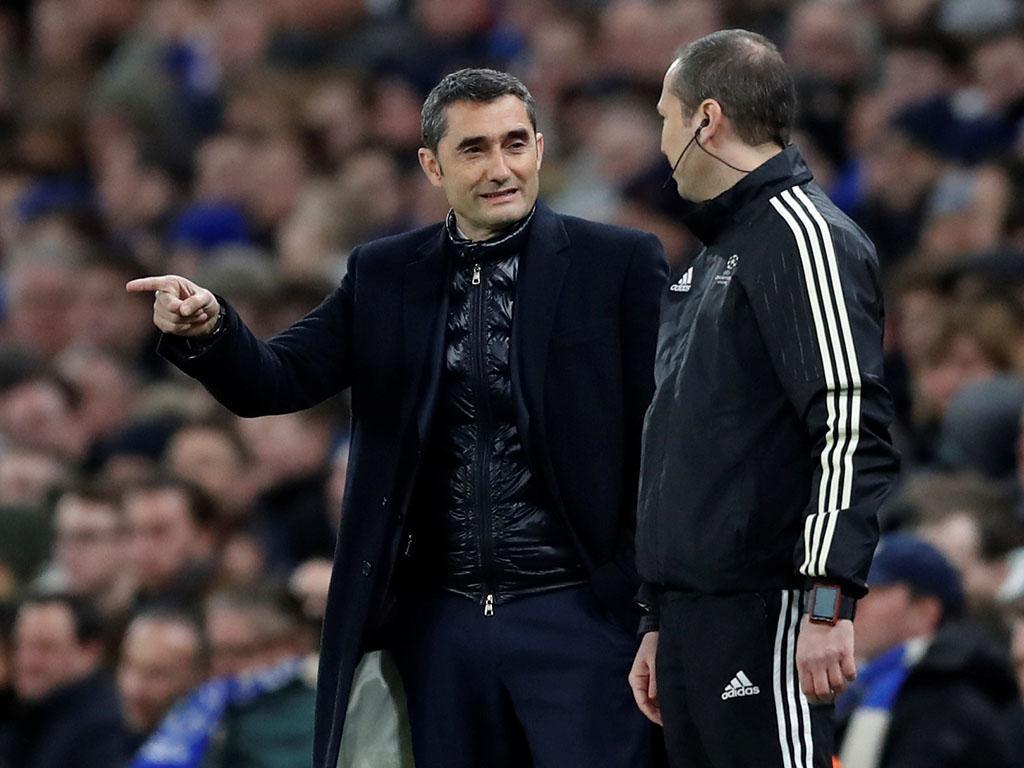 Valverde: «Jogo foi um choque de estilos diferentes»