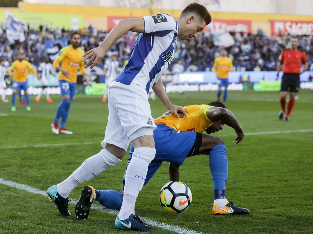 Ministério Público abre inquérito ao Estoril-FC Porto