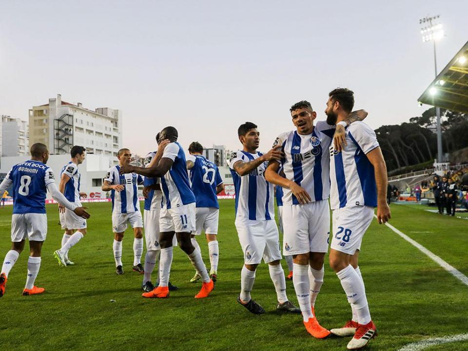 VÍDEO: FC Porto fez passeio matinal em Liverpool