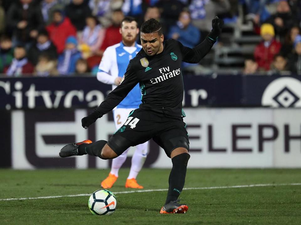 Real Madrid vence Leganés com reviravolta e sobe a terceiro