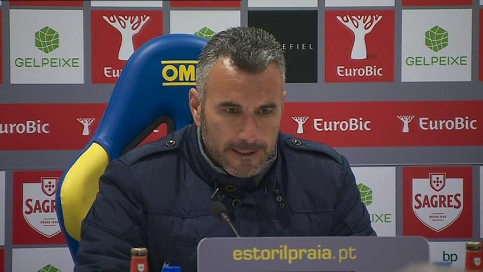 Ivo Vieira: «Fazer tudo e lutar até à última gota para ficar na I Liga»