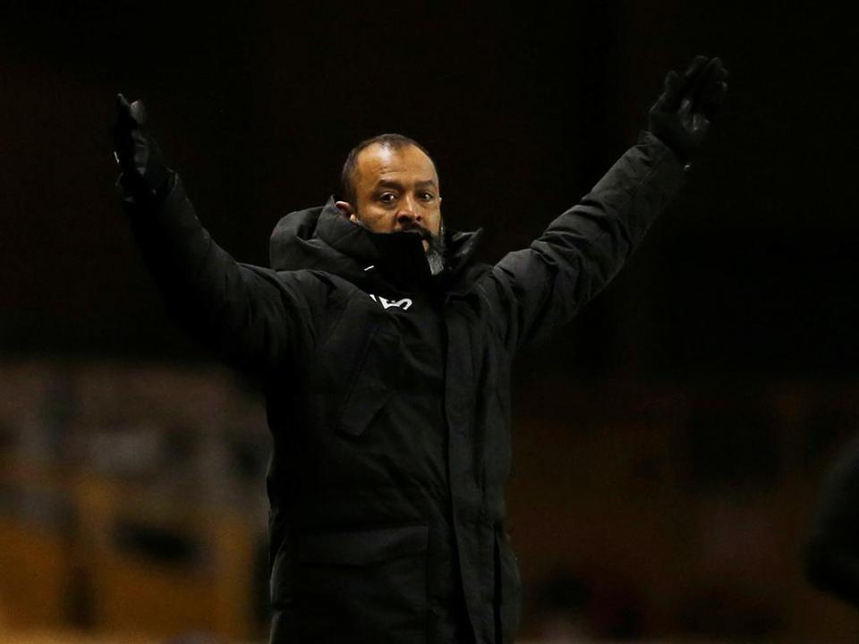Nuno Espírito Santo eleito melhor treinador do Championship