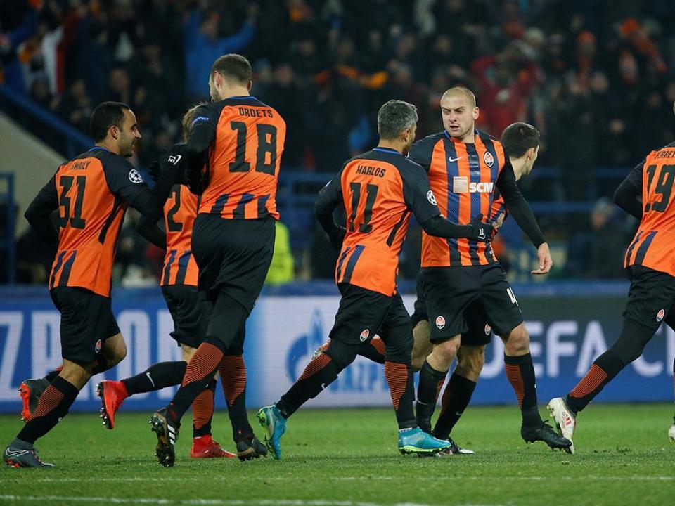 Ucrânia: Paulo Fonseca entra a ganhar na fase final do campeonato