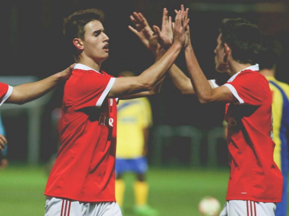 Juvenis: Benfica goleou Real e aumentou vantagem sobre o Sporting