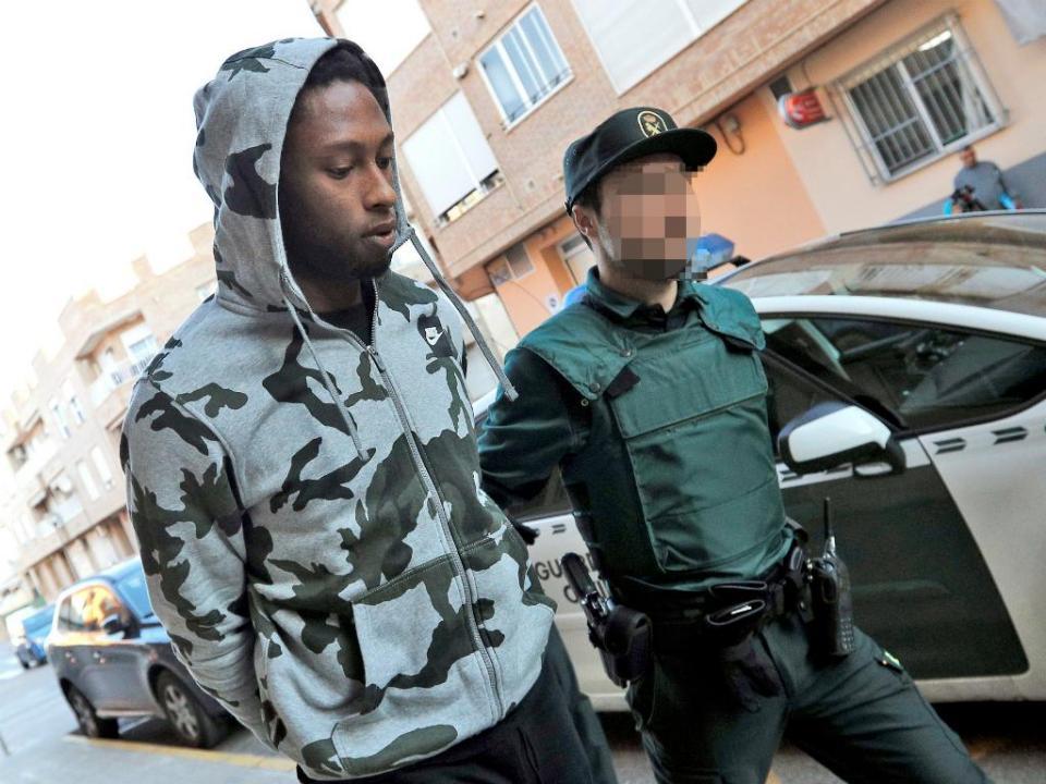 Ruben Semedo sai esta sexta-feira em liberdade condicional