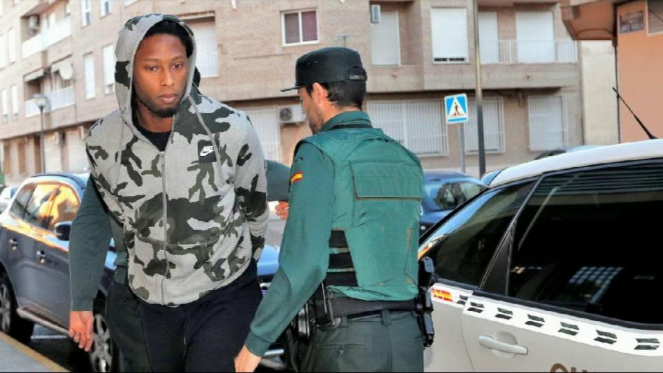 Rúben Semedo continuará preso por receio de repetição do crime