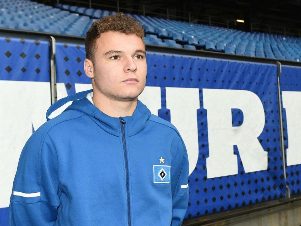 Hamburgo vai punir jogador que teve acidente sem carta