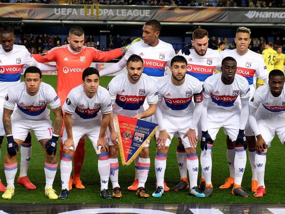 França: Lyon empata fora e Champions continua difícil